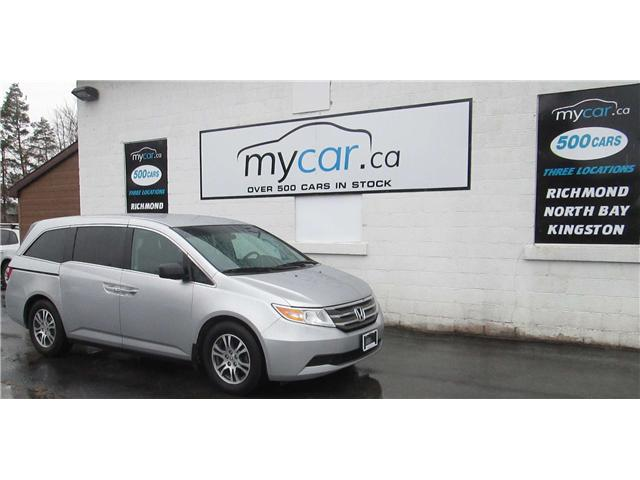 2011 Honda Odyssey EX (Stk: 171286) in Richmond - Image 2 of 13