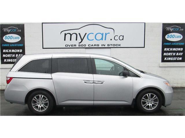 2011 Honda Odyssey EX (Stk: 171286) in Richmond - Image 1 of 13