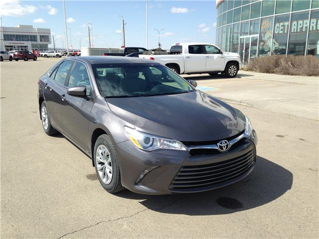 2017 Toyota Camry LE (Stk: 284067) in Calgary - Image 1 of 13