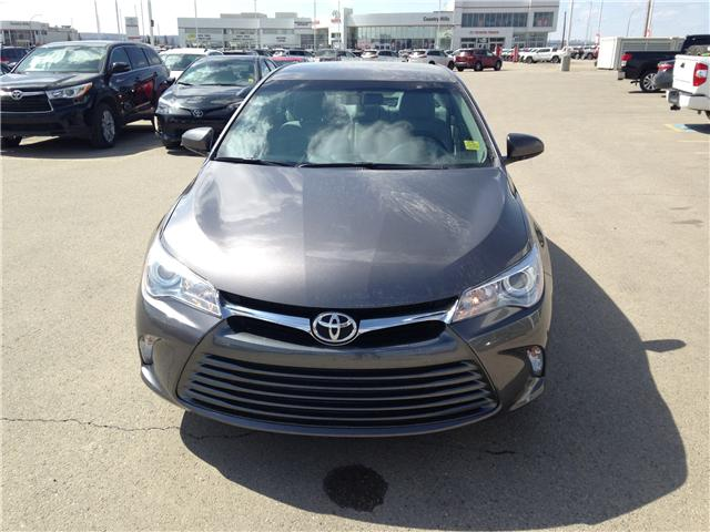 2017 Toyota Camry LE (Stk: 284067) in Calgary - Image 2 of 13