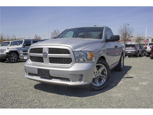2017 RAM 1500 ST (Stk: H613330) in Abbotsford - Image 3 of 27