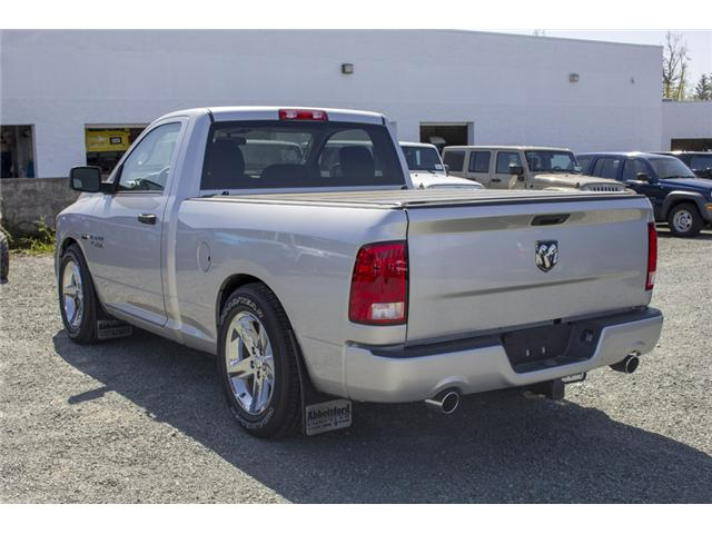 2017 RAM 1500 ST (Stk: H613330) in Abbotsford - Image 5 of 27