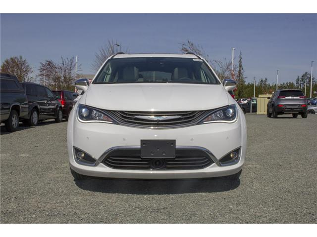 2017 Chrysler Pacifica Hybrid Platinum (Stk: H745558) in Abbotsford - Image 2 of 29