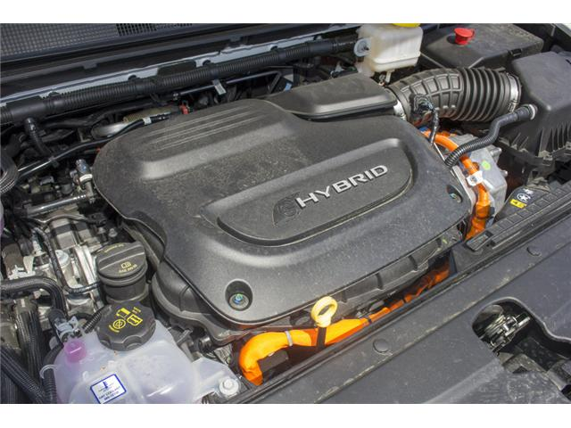 2017 Chrysler Pacifica Hybrid Platinum (Stk: H745558) in Abbotsford - Image 9 of 29