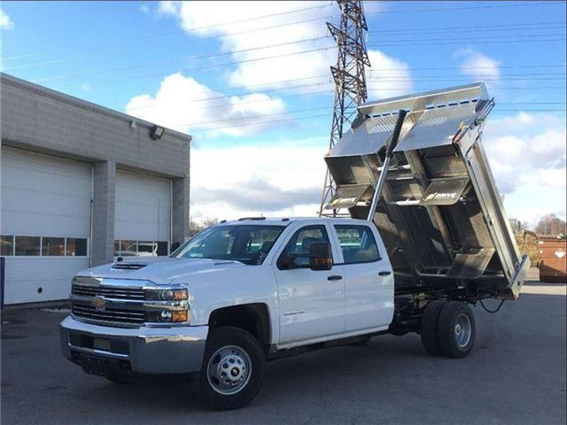 2018 Chevrolet 3500 New Silverado 3500 with Dump! (Stk: DT85055) in Toronto - Image 2 of 21
