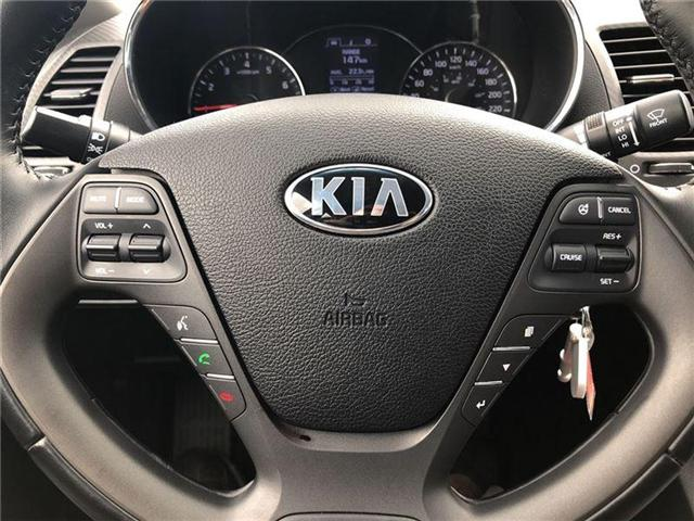 2016 Kia Forte 2.0L EX. HEATED SEATS, BACK CAMERA. CLEAN CARPROOF (Stk: N2711A) in Mississauga - Image 18 of 20