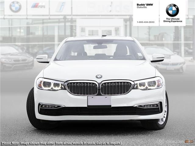 2018 BMW 530 i xDrive (Stk: B944662) in Oakville - Image 2 of 16