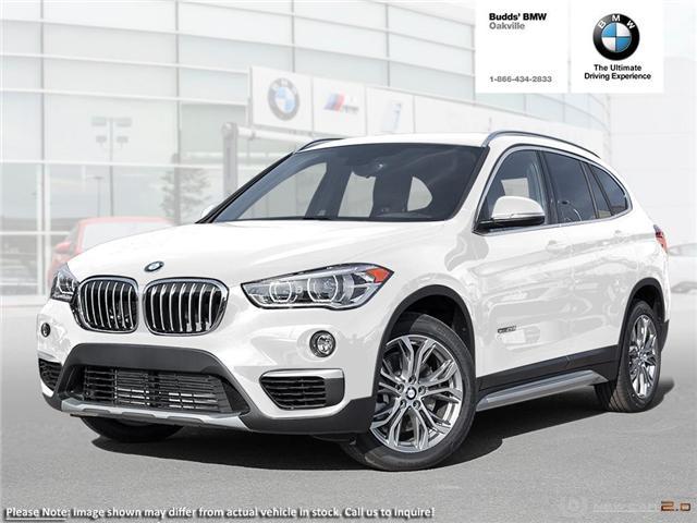 2018 BMW X1 xDrive28i (Stk: T020585) in Oakville - Image 1 of 11