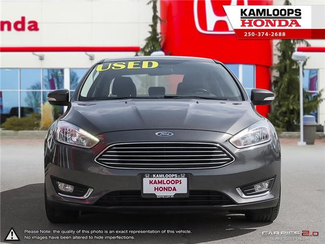 2015 Ford Focus Titanium (Stk: 13823A) in Kamloops - Image 2 of 24