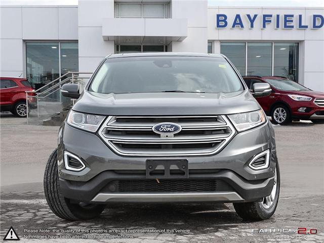 2015 Ford Edge Titanium (Stk: ED18502A) in Barrie - Image 2 of 29