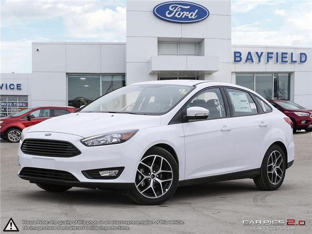 2018 Ford Focus SE (Stk: FC18686) in Barrie - Image 1 of 27