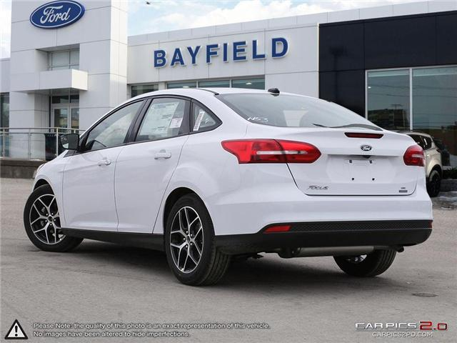 2018 Ford Focus SE (Stk: FC18686) in Barrie - Image 4 of 27