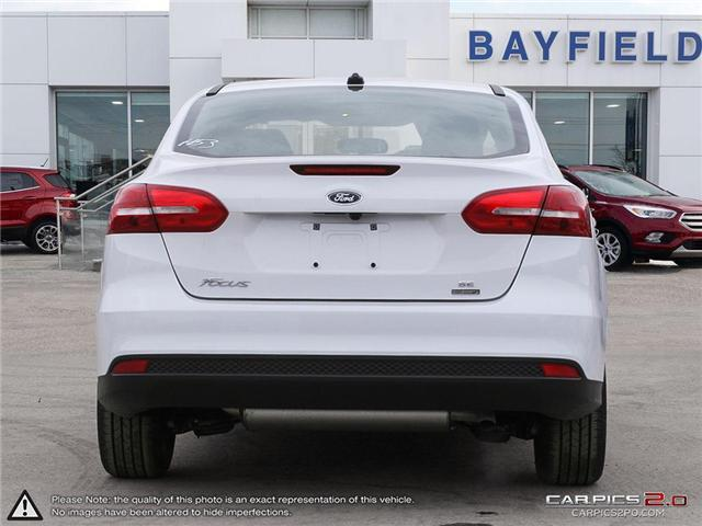 2018 Ford Focus SE (Stk: FC18686) in Barrie - Image 5 of 27