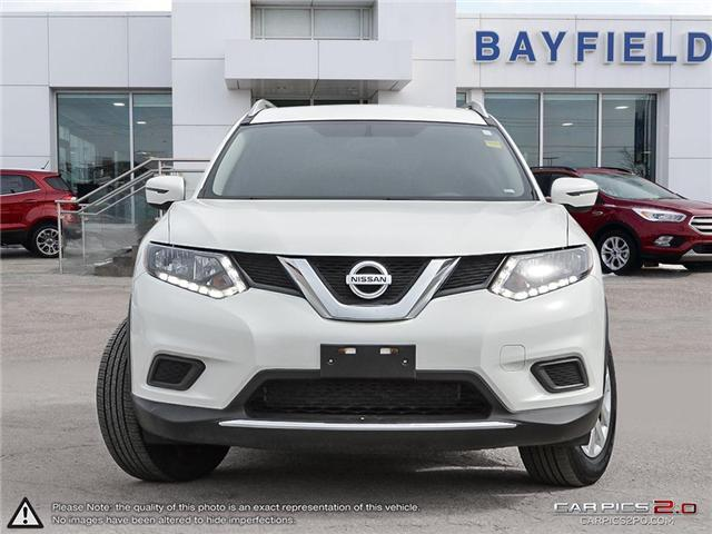 2016 Nissan Rogue S (Stk: FP18043A) in Barrie - Image 2 of 27