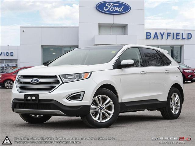 2018 Ford Edge SEL (Stk: ED18307) in Barrie - Image 1 of 29