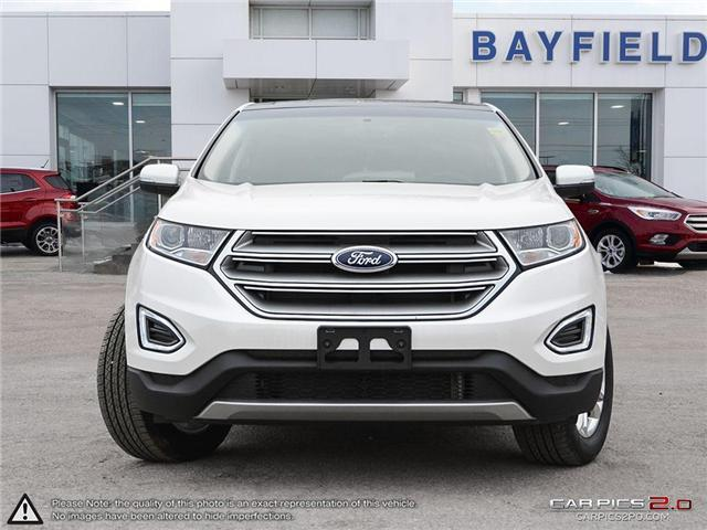 2018 Ford Edge SEL (Stk: ED18307) in Barrie - Image 2 of 29