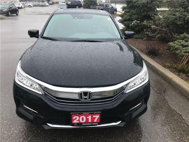 2017 Honda Accord Touring V6 (Stk: 800205T) in Brampton - Image 2 of 16
