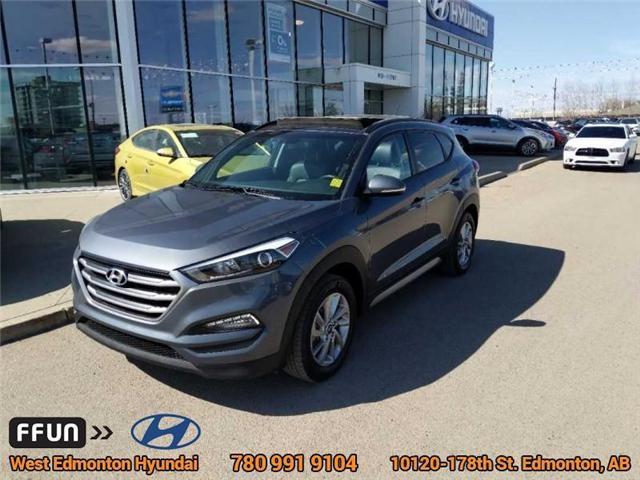 2017 Hyundai Tucson SE (Stk: E4005) in Edmonton - Image 2 of 24