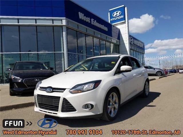2014 Ford Focus Titanium (Stk: 83561A) in Edmonton - Image 1 of 22