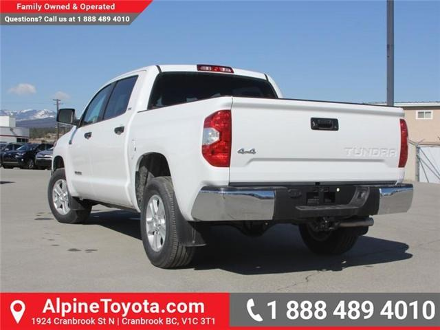 2018 Toyota Tundra  (Stk: X710552) in Cranbrook - Image 3 of 17