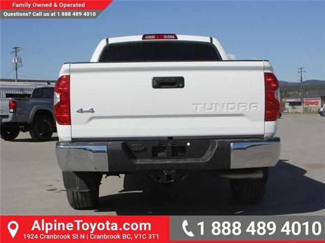 2018 Toyota Tundra  (Stk: X710552) in Cranbrook - Image 4 of 17