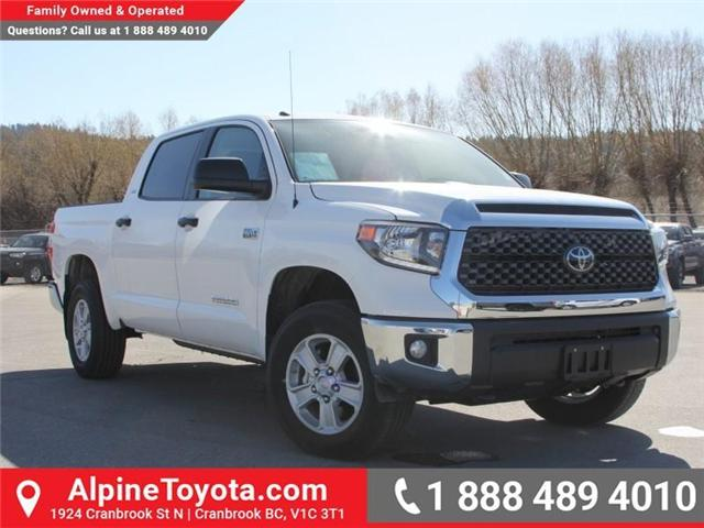 2018 Toyota Tundra  (Stk: X710552) in Cranbrook - Image 6 of 17