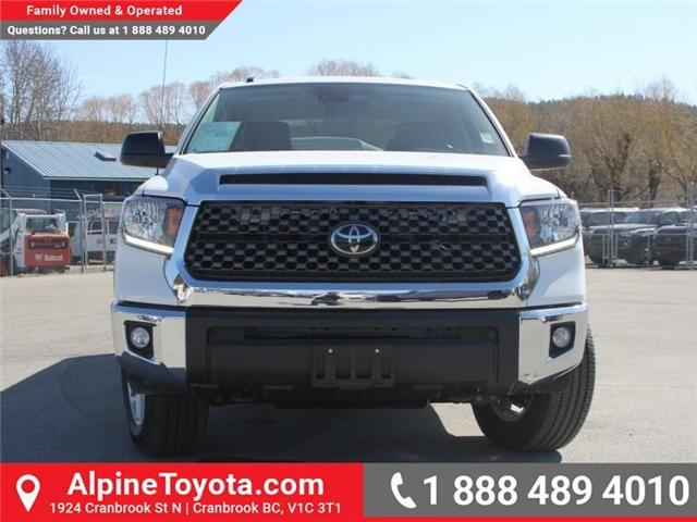 2018 Toyota Tundra  (Stk: X710552) in Cranbrook - Image 7 of 17