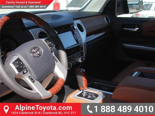 2018 Toyota Tundra  (Stk: X722358) in Cranbrook - Image 8 of 19