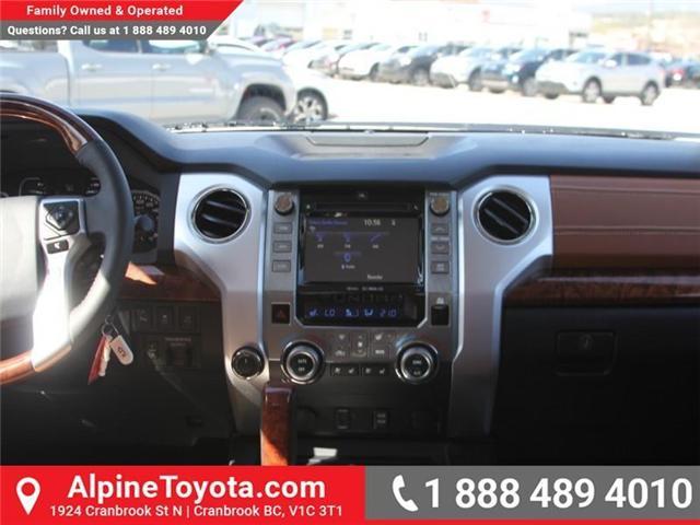 2018 Toyota Tundra  (Stk: X722358) in Cranbrook - Image 9 of 19