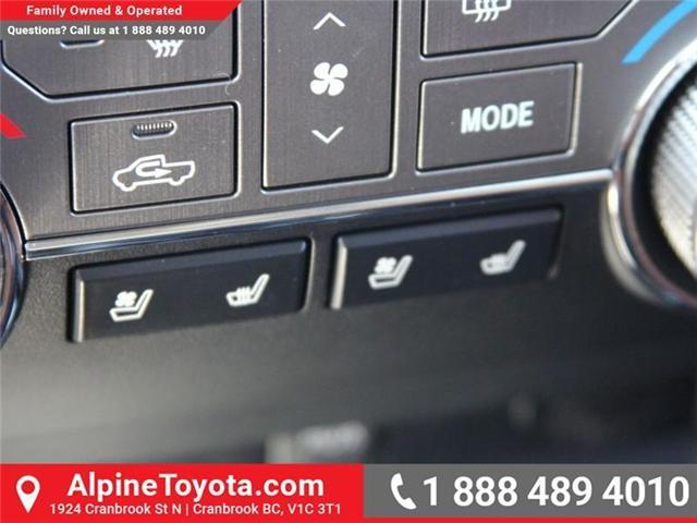 2018 Toyota Tundra  (Stk: X722358) in Cranbrook - Image 13 of 19
