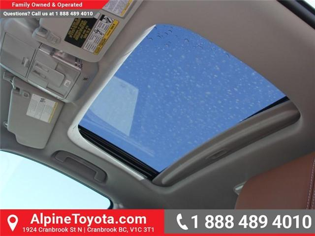 2018 Toyota Tundra  (Stk: X722358) in Cranbrook - Image 16 of 19