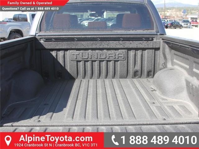 2018 Toyota Tundra  (Stk: X722358) in Cranbrook - Image 17 of 19