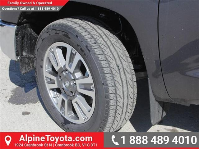 2018 Toyota Tundra  (Stk: X722358) in Cranbrook - Image 19 of 19