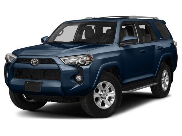 2018 Toyota 4Runner SR5 (Stk: 8RN540) in Georgetown - Image 1 of 9