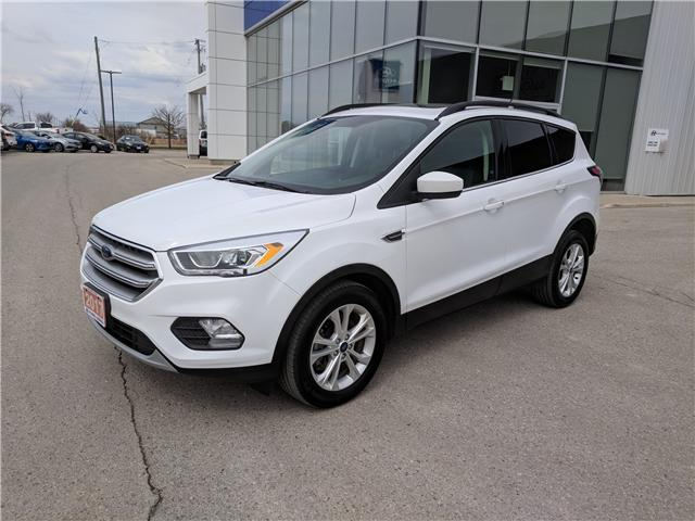 2017 Ford Escape SE (Stk: 85037) in Goderich - Image 1 of 20