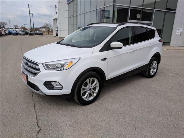 2017 Ford Escape SE (Stk: 85037) in Goderich - Image 2 of 20