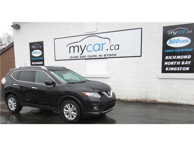 2014 Nissan Rogue SV (Stk: 180456) in Richmond - Image 2 of 13