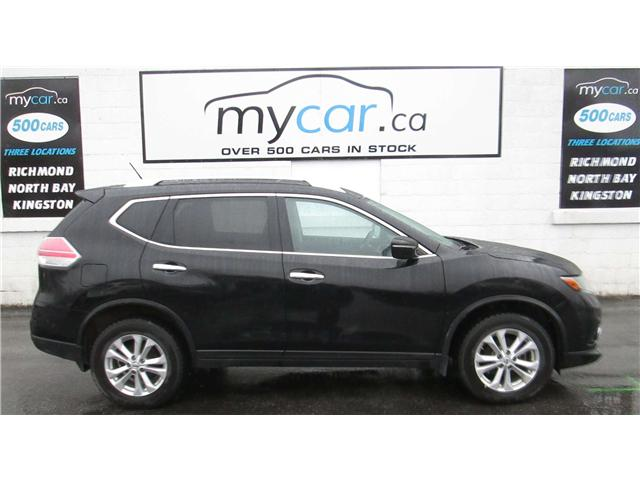 2014 Nissan Rogue SV (Stk: 180456) in Richmond - Image 1 of 13