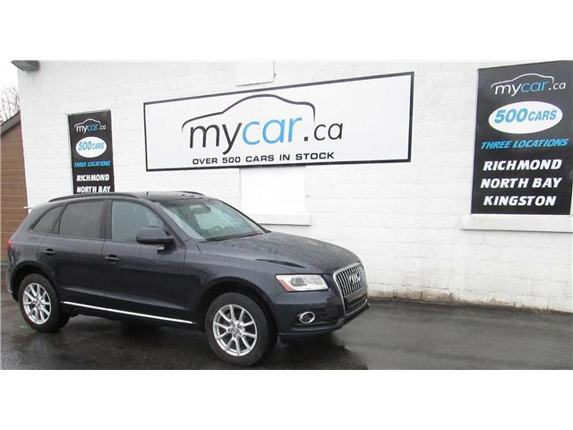 2014 Audi Q5 2.0 Komfort (Stk: 171662) in Richmond - Image 2 of 13