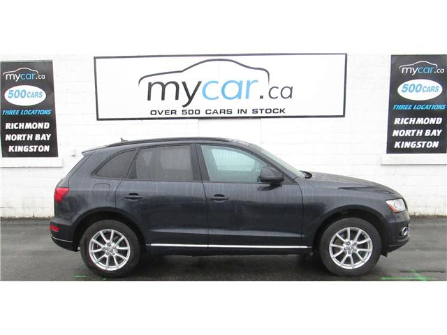 2014 Audi Q5 2.0 Komfort (Stk: 171662) in North Bay - Image 1 of 13