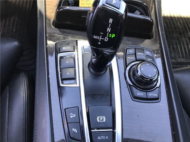 2011 BMW 750i xDrive (Stk: 20989) in Pembroke - Image 11 of 11