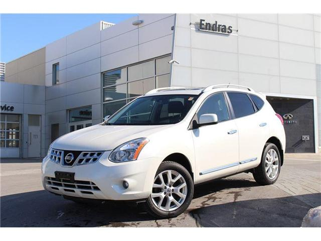 2012 Nissan Rogue  (Stk: 50375A) in Ajax - Image 1 of 17