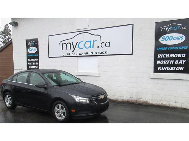 2014 Chevrolet Cruze 2LT (Stk: 180506) in North Bay - Image 2 of 12