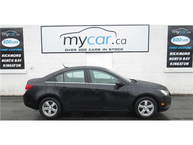 2014 Chevrolet Cruze 2LT (Stk: 180506) in North Bay - Image 1 of 12