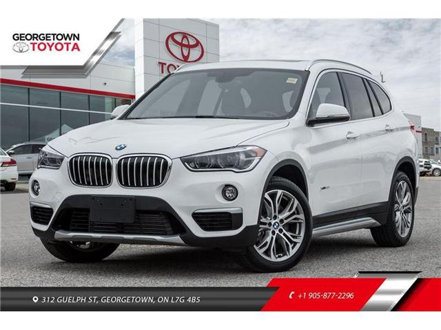 2018 BMW X1 xDrive28i (Stk: 18-92629GR) in Georgetown - Image 1 of 21