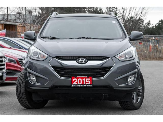 2015 Hyundai Tucson GLS (Stk: 17TU321A) in Mississauga - Image 2 of 20
