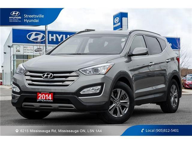 2014 Hyundai Santa Fe Sport  (Stk: 18SF049A) in Mississauga - Image 1 of 19