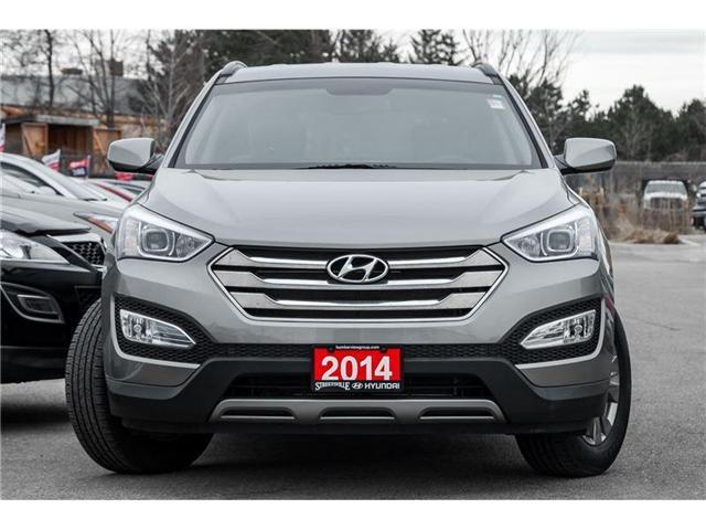2014 Hyundai Santa Fe Sport  (Stk: 18SF049A) in Mississauga - Image 2 of 19