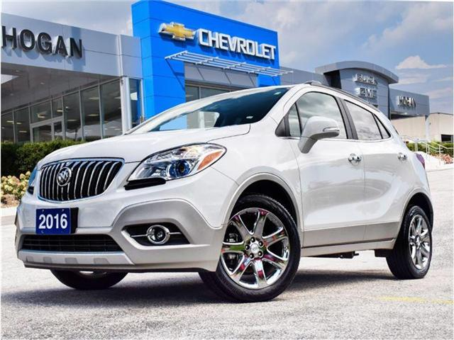 2016 Buick Encore Leather (Stk: A631368) in Scarborough - Image 1 of 28