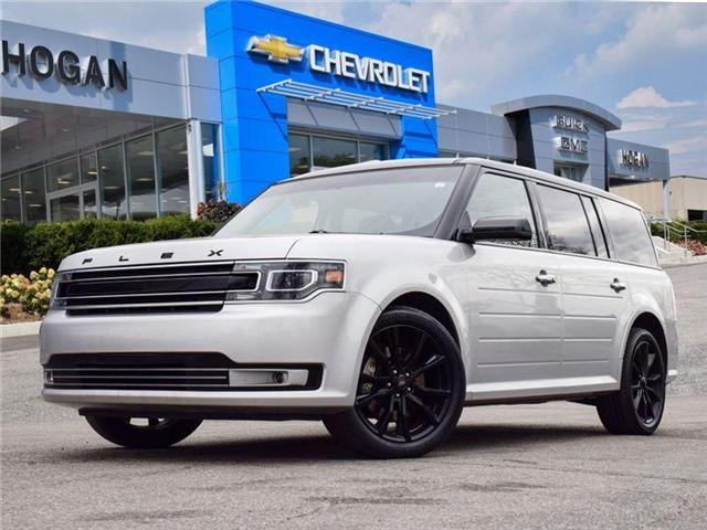 2017 Ford Flex Limited (Stk: AA08630) in Scarborough - Image 1 of 26